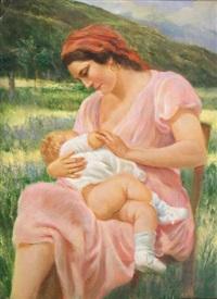 maternité by giuseppe maldarelli