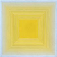 spectral nine a by richard anuszkiewicz