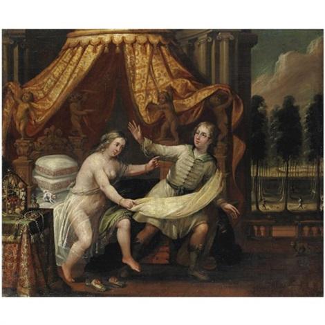 giuseppe e la moglie di putifarre by francesco fieravino il maltese