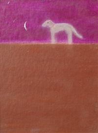 dusty by craigie aitchison
