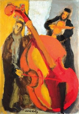musicians by mané katz