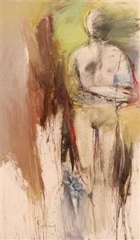 figure by yannis metzikoff