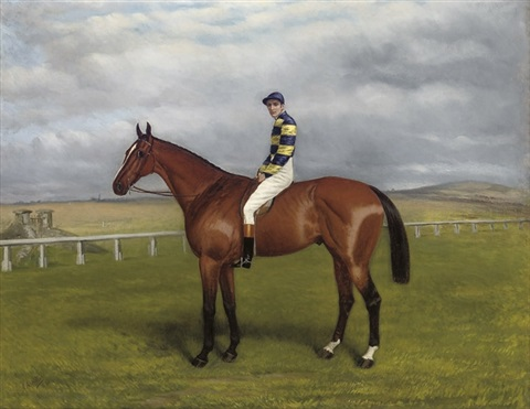 cambusmore with fred archer up by ra miley