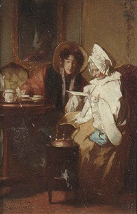 the letter by alexander hugo bakker korff