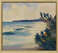 paisajes de playa by hans paap