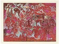 orgy by walter whall battiss