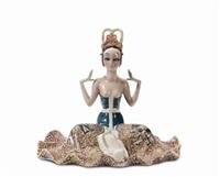 danzatrice balinese by sandro vacchetti