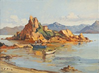 l'isabella, corse by pierre bach
