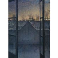 balcony, evening by jeremy smith
