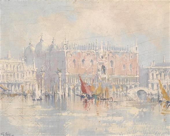 partie aus venedig by gennaro favai