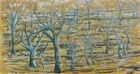 landscape by henri bastin