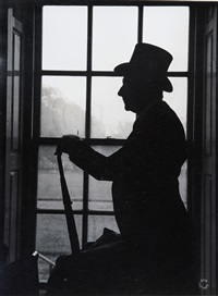 cecil beaton by lewis morley