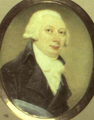 portrait of a gentleman by edward miles