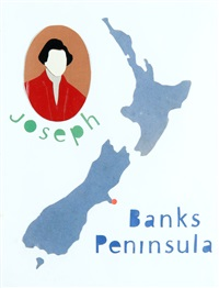 joseph, banks peninsula by gavin hurley