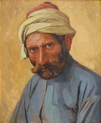 turkish man by constantin artachino