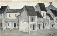 ruelle de hanoi, periode grise by bui xuan phai