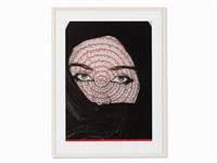 'i am its secret' by shirin neshat