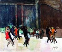 tango by claudio gorrochategui