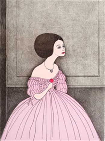 la traviata by john brack