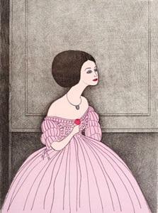 la traviata by john brack