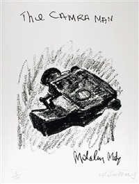 the camra man by malcolm morley