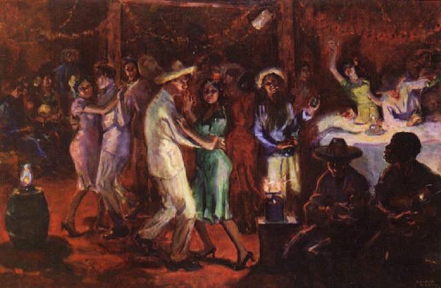 baile by oscar garcía rivera