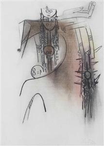 artwork by wifredo lam