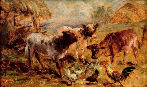 animals by henry charles bryant