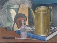 geschichte des surrealismus, g. de chirico 1915 by kurt regschek