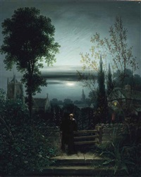 the tryst by samuel colman