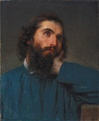 ritratto virile by francesco hayez