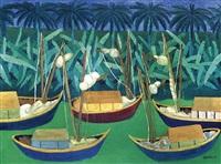 barcos by djanira (djanira de monta e silva)