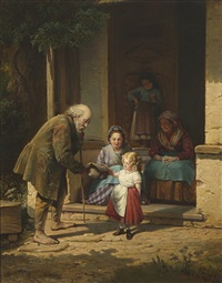 charity by heinrich august mansfeld