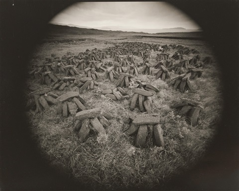 selected images (3 works) by emmet gowin