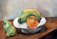 nature morte aux fruits by charles kuapil