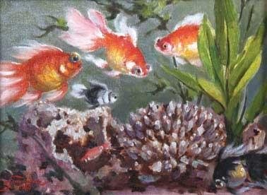 Ikan Mas Koki By Siaw Tik Kwie On Artnet