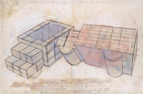 study for soft collision by dennis oppenheim