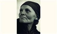 portrait d'une vieille femme by marian reismann