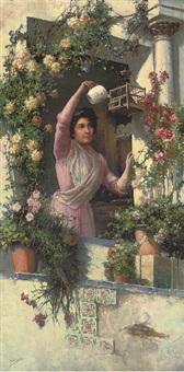 un balcone fiorito by camoyano