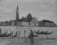 venise by paul-emile colin