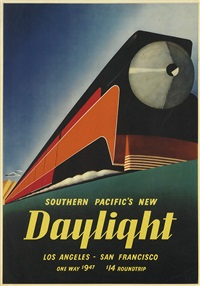 southern pacific's new daylight by sam hyde harris