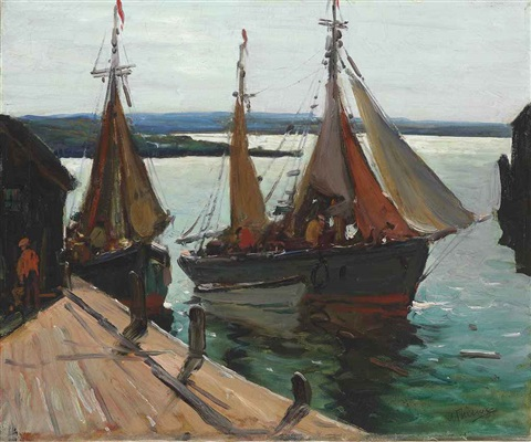 rockport by anthony thieme