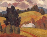 berrima landscape by alison baily rehfisch