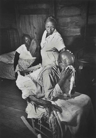 nurse midwife by w eugene smith