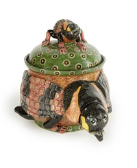 beetle tureen by ardmore ceramics