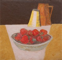 strawberries by constantin blendea