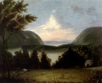 view of west point by american school-hudson river (19)