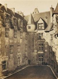 album du château de pau (various sizes; album w/29 works) by langlume
