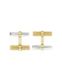 cufflinks (pair) by cartier