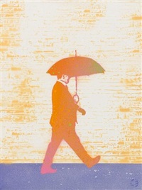 polychromatic man by nick walker